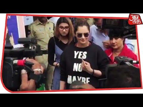 Sania Mirza, Telugu Superstars Cast Votes In Telangana