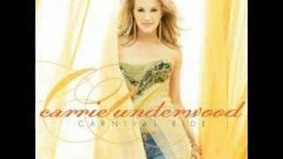 Watch Carrie Underwood Flat On The Floor video