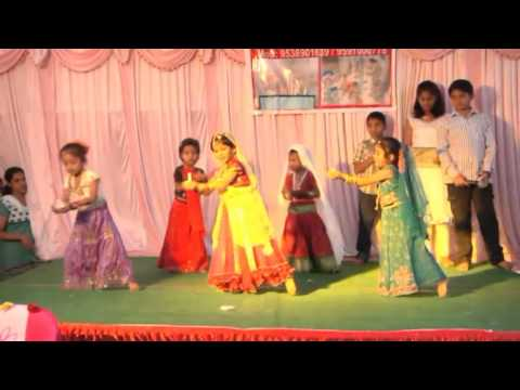 Victory Kinder Garten, Surya City, Chandapura, Bangalore -  Hachevu Kannadada Deepa Dance. video