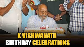 Director K Vishwanath Birthday Celebrations by MAA