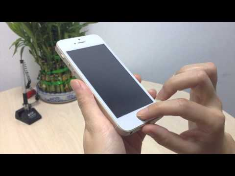 Unboxing - Goophone i5s Gold MTK6572 Review: Perfect iPhone 5s Clone!!!
