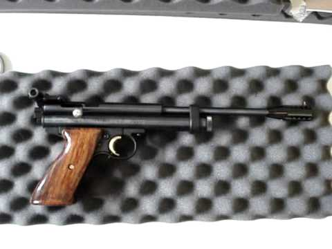 Crosman Custom Shop 2300KT pistol