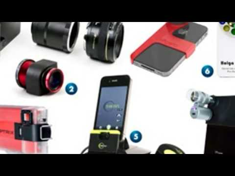 Top 5 Iphone Gadgets