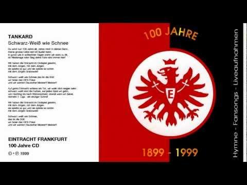 """Tankard - """"Schwarz Wei� wie Schnee"""" - Original ist erschienen auf der Eintracht Frankfurt 100 Jahre CD 1999 http://itunes.apple.com/de/album/100-jahre-eintracht-frankfurt/id448352703 Abonniere..."""