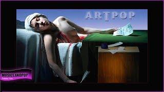 Lady GaGa Planet Artpop Vaporwave Remix (VanVeras Remix) #LG6 #GAGA