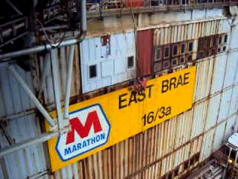 Offshore on the east brae 2010.AVI