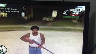 Fazendo missão no Grand Theft:SAN Andreas Panda Boladinho Fazendo Sucesso no YouTube!