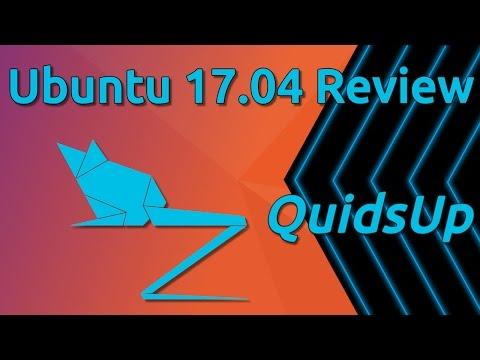 Ubuntu 17.04 Review – Farewell Unity