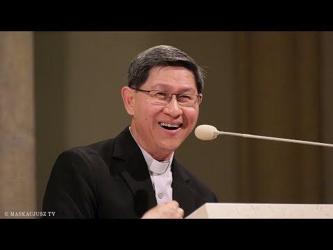 Kard  Luis Antonio Tagle | Rekolekcje Dla Kapłanów Archidiecezji łódzkiej (1)