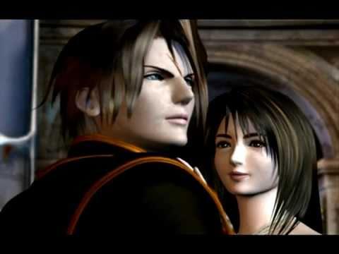 Final Fantasy VIII - all cutscenes