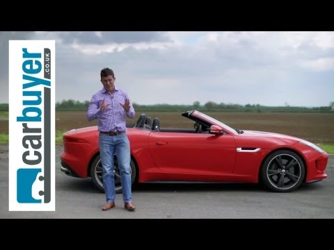 Jaguar F-Type 2013 review - CarBuyer