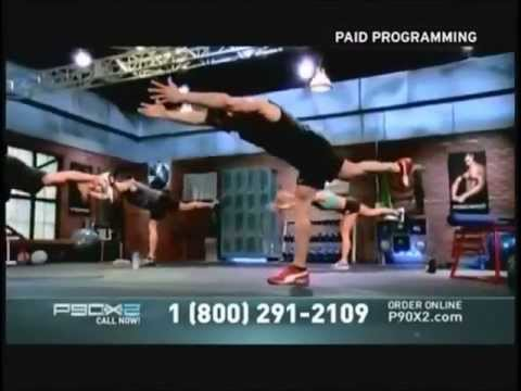 P90X2 Infomercial - Official full version