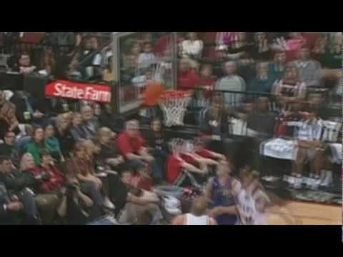 Tyreke Evans highlights vs Blazzers Video