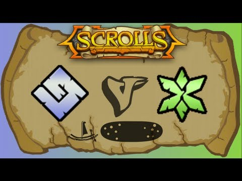 Scrolls - Ranked Match 32 - OVG 3 - v. Imbajimba