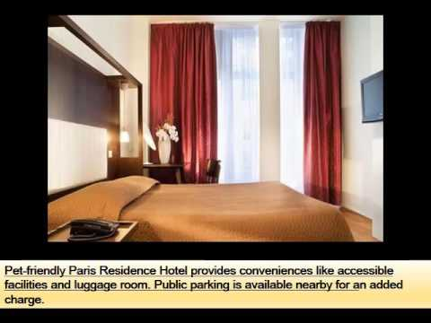 Best Paris Hotel Idea | Paris Residence Hotel -Picture Collection And Info