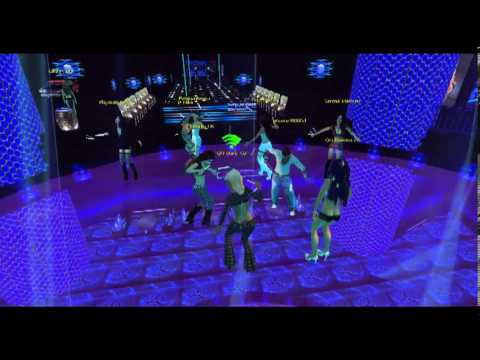 PARTY AT CLUB BAMBOO (UTHERVERSE/REDLIGHT CENTER)