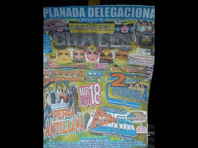 Sonido Pancho En Carnaval De Martín Carrera 2014