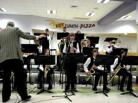 2010-04-14 02 NHSS Jazz Night - Pelham Memorial 02.AVI