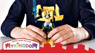 Đồ chơi rô bốt lắp ráp Siêu người máy biến hình Transformers - Phiên bản 3 bước biến đổi
