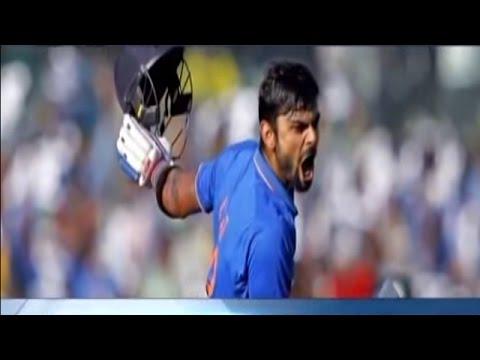 India vs Australia, T20 World Cup 2016: Virat Kohli Scores Unbeaten 82 Runs
