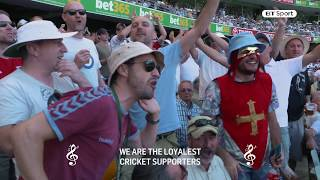 When England's Barmy Army met the Richies at the Gabba | Ashes 2017