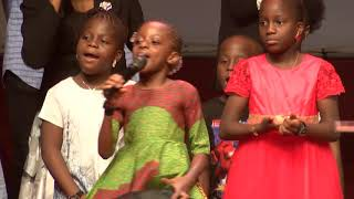Childrens Day at TFOLC - Praise & Worship Led By The Children's Church and Fountain Worship Team