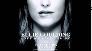 Download Ellie Goulding - Kiss Me Like You Do ( Movie Version) 3Gp Mp4