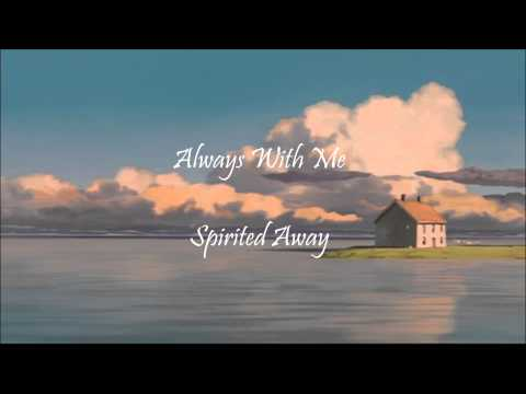 Always With Me/Itsumo Nando Demo (Original English Lyrics - Take 2)