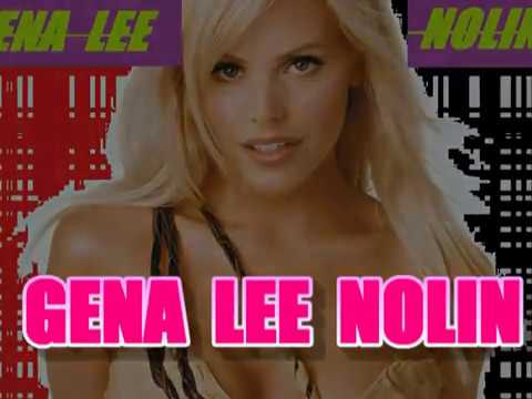 Gena Lee Nolin - Cute In The Jungle And The Beach - Tribute.