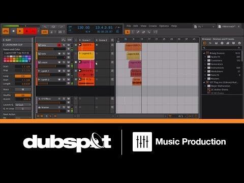 Bitwig Studio Tutorial Pt. 1 - Features Overview and Basic Navigation w/ James Bernard