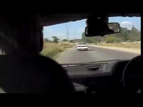 On The Run - Zimbabwe