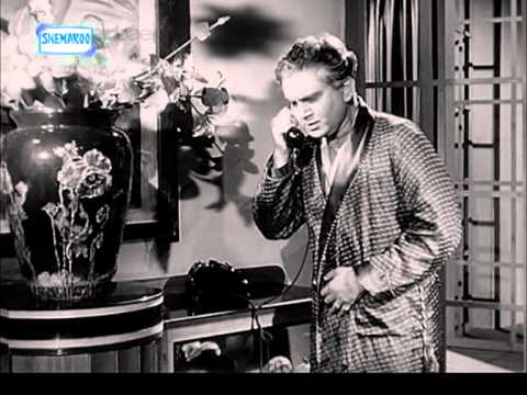 Old BW Hindi Movie Andaz Part - 1