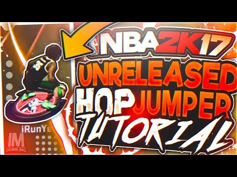 *NEW* UNRELEASED DRIBBLE MOVE • MOST UNGUARDABLE MOVE ON NBA 2K17 AFTER PATCH 12 • NBA 2K17 MYPARK