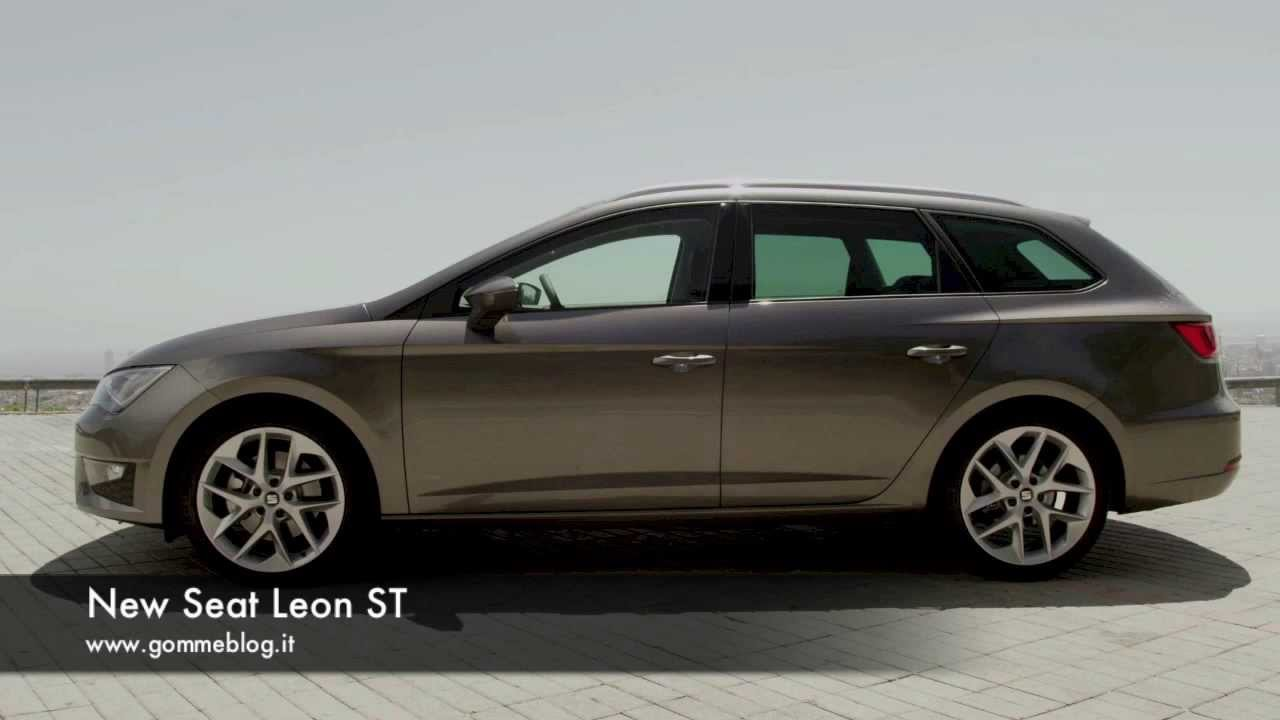 seat leon st fr 2013 all new exterior interior design youtube. Black Bedroom Furniture Sets. Home Design Ideas