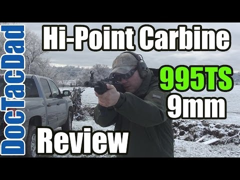 Hi-Point 995TS 9mm Carbine Review