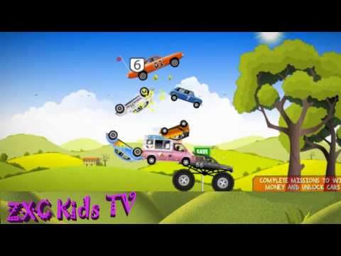 Kids sports car racing | Racing Car | Cartoon Cars | Kids Game Play