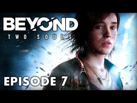 Beyond Two Souls : Episode 7 | Rebelle - Let's Play