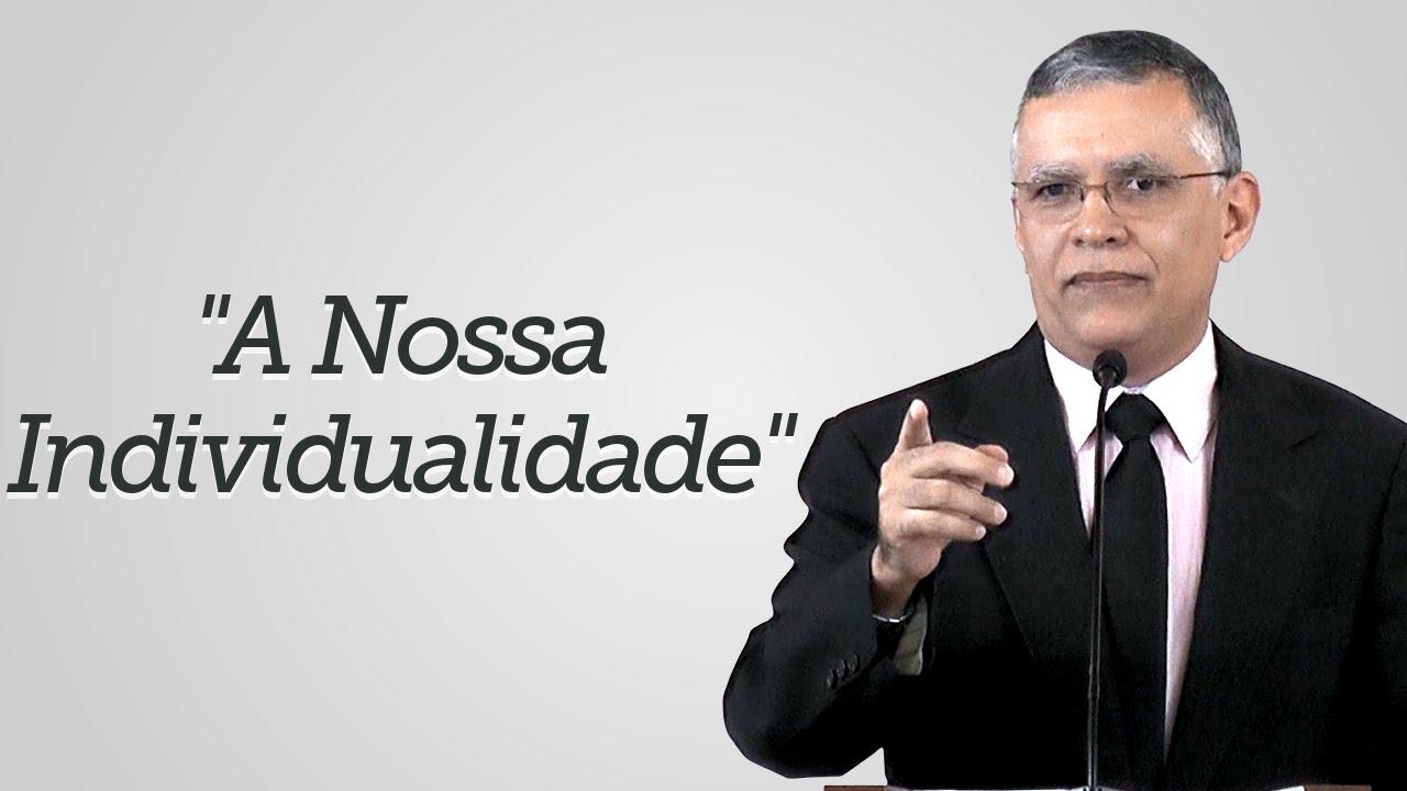 """""""A Nossa Individualidade"""" - Daniel Santos"""