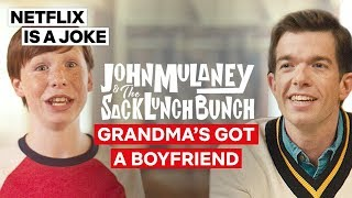 John Mulaney's Grandma Had A Boyfriend Named Paul | Netflix Is A Joke
