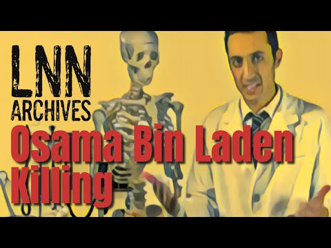 Riaad Moosa  On Osama Bin Laden Killing - Second Opinion On Late Nite News video