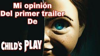 Childs play remake | Mi Opinión Al Primer Trailer