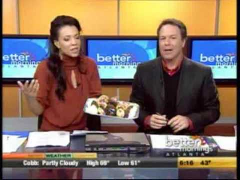 CBS Better Mornings Features Heidi s Heavenly Cookies