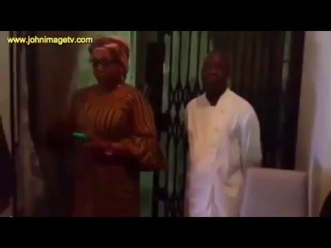 LES OBSEQUES DE PAPA WEMBA À ABIDJAN (CÔTE D' IVOIRE)