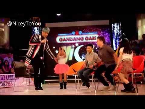 Lyca Gairanod Dancing Whoops Kiri & Boom Panes. video