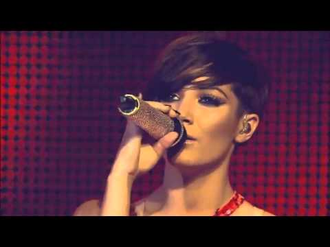 Frankie Sandford Vocals from Headlines Tour