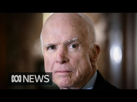 (Breaking) US senator John McCain has died aged 81