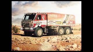 Stavba RC modelu Tatra 815 6x6 Dakar 1986 part 1
