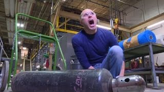 Compressed Gas Cylinders Safety Training Video