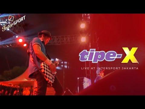 Tipe-X - Live Jakarta 2017 Full Concert