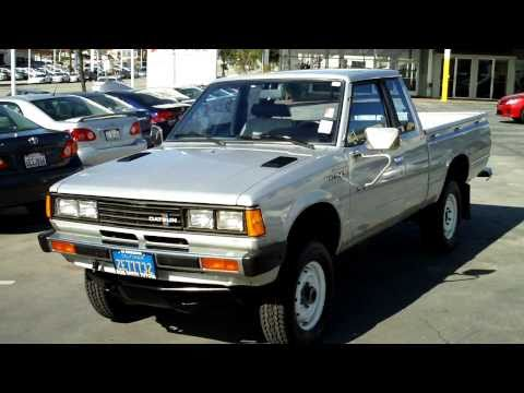 1982 Datsun Pickup. 38k Original Miles. 4x4. 4cyl. Bob Smith Toyota